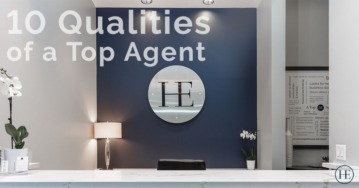 10 Qualities of a Top Real Estate Agent in Las Vegas