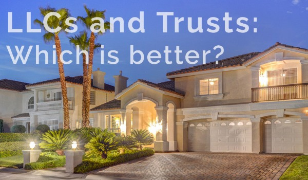 What are LLCs and Trusts - Which is better | Craig Tann huntington & ellis, A Real Estate Agency