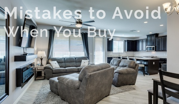 Mistakes to Avoid when You Buy a Home for the First Time | Craig Tann huntington & ellis, A Real Estate Agency