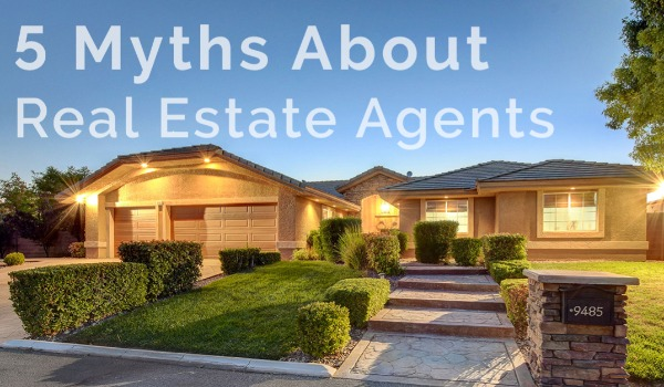 5 Common Myths about Real Estate Agents Debunked | Craig Tann huntington & ellis, A Real Estate Agency