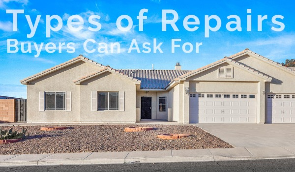 What Repairs Buyers Can Ask For | Craig Tann huntington & ellis, A Real Estate Agency