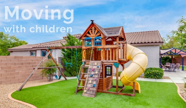 Tips on Moving with Children | Craig Tann huntington & ellis, A Real Estate Agency