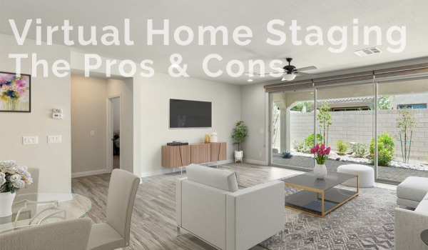 The Pros and Cons of Virtual Home Staging: Will it Be the New Norm? | Craig Tann huntington & ellis, A Real Estate Agency
